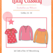 lady cassidy tuniek blouse