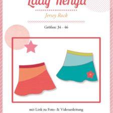 lady-kenya-schnittmuster-damenrock-jersey